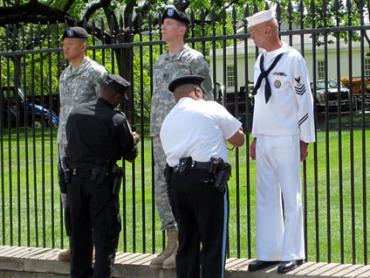 Lt dan white house